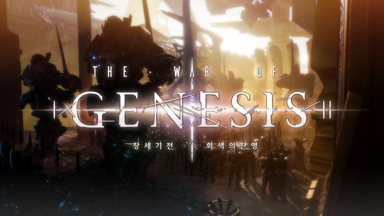 The War of Genesis: Remnants of Gray sur jdrpg.fr