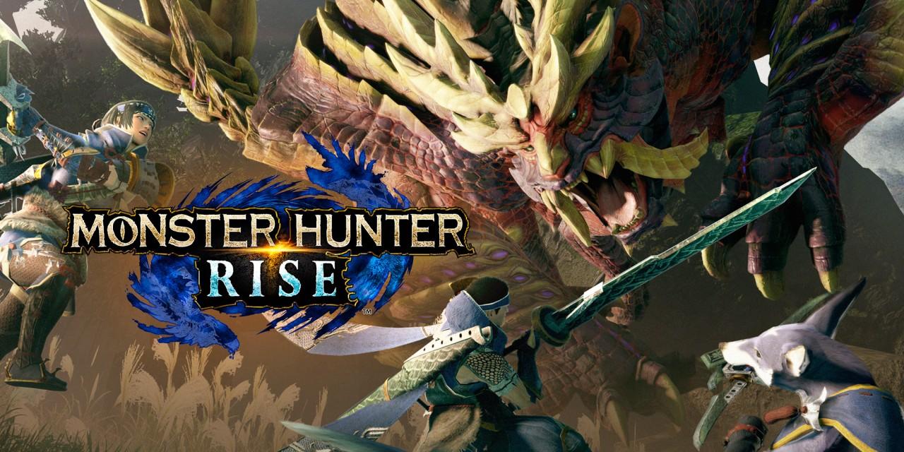 Monster Hunter Rise sur jdrpg.fr