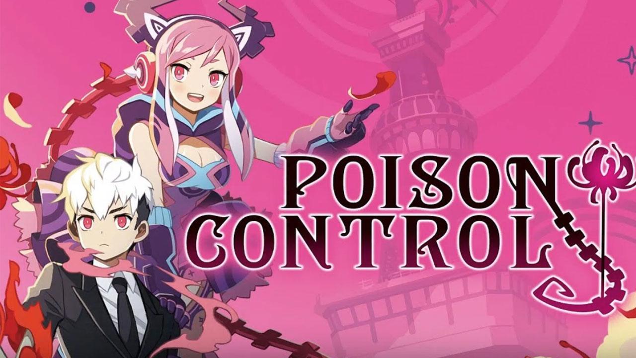 Poison Control sur jdrpg.fr