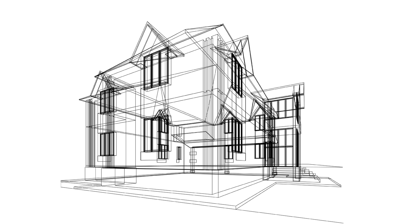 JDSfaulkner Residential Services Building Drawing