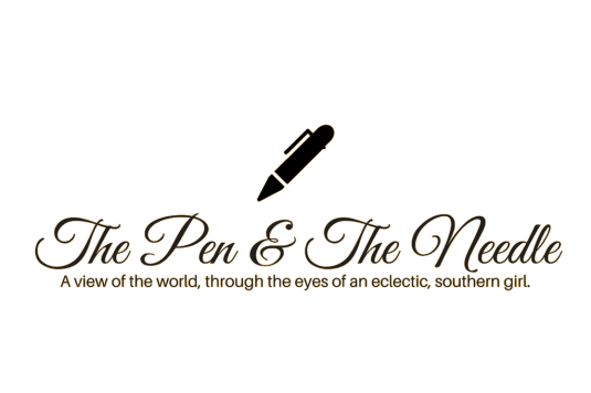 The Pen & The Needle Logo