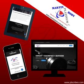 Martin Platinum Body Fitness