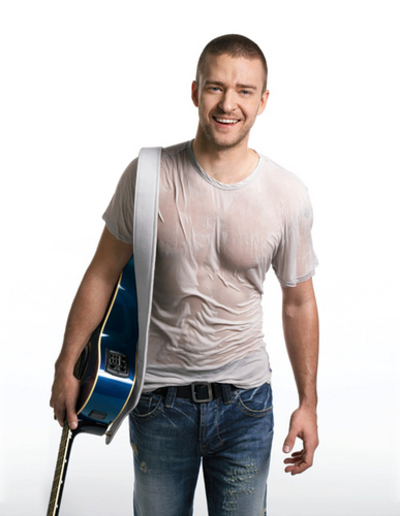 Choice Hottie for September: Justin Timberlake (3/6)