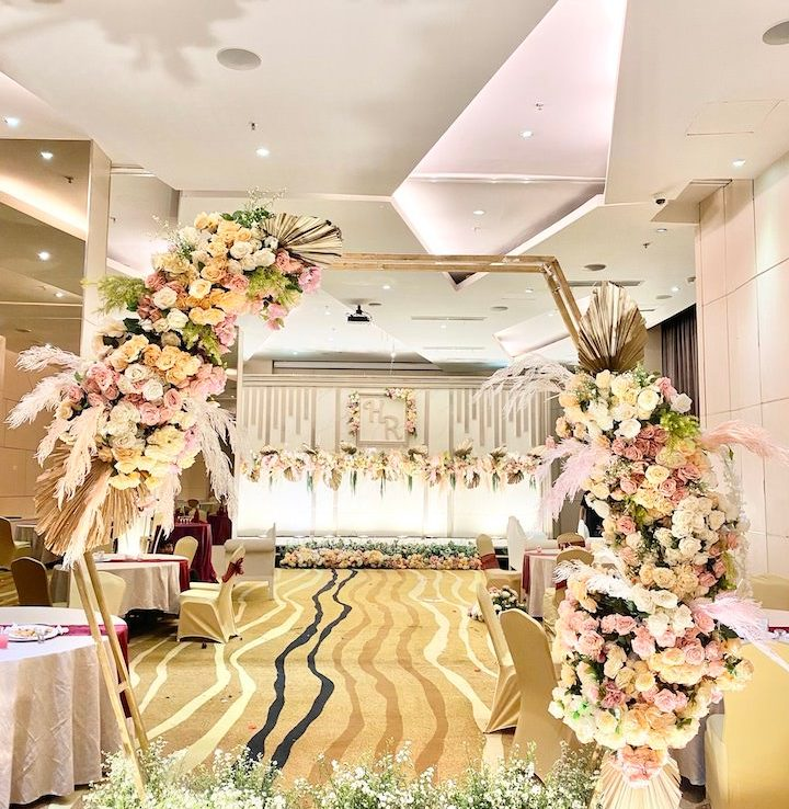 jdv wedding planner intimate wedding Ibis Style Gajah Mada