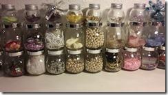 rangement pour perles
