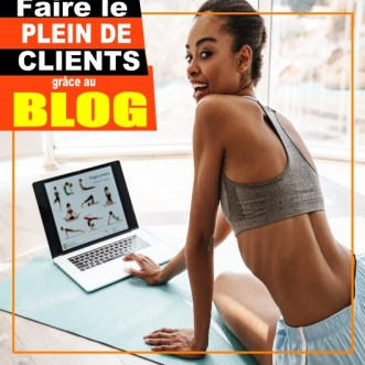 Yoga en blog