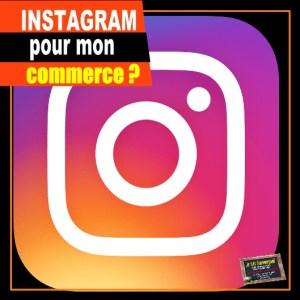 instagram et commerce