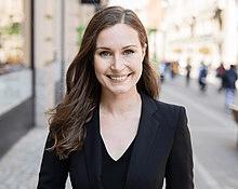 Parité et congés parentaux - Je Tu Elles - congé maternité, paternité, parental - Sanna Marin Premier ministre Finlande