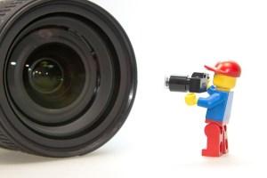 Activités avec les enfants - legos - créer une histoire - Je tu elles