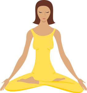 The Miracle Morning - Silence - Femme faisant du yoga
