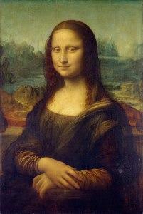 Les 10 super-pouvoirs du sourire - La Joconde, le sourire énigmatique de Mona Lisa peint par Léonard de Vinci