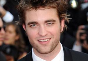 Portrait de Robert Pattinson