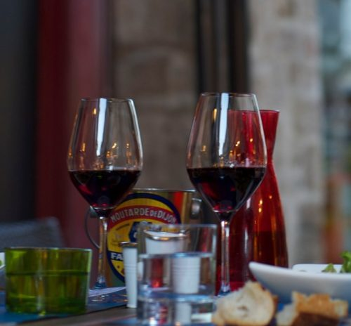 Vins bourguignon pour touristes
