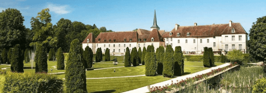 visite jardins chateau de gilly