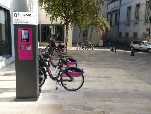 location de vélos, divia,velodi