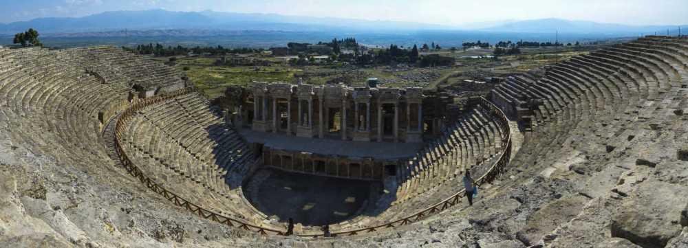 pamukkale theater