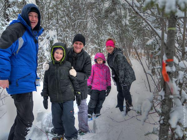 Snow shoers