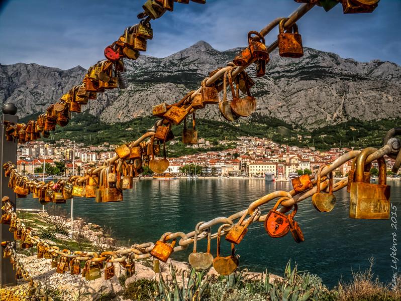 Markaska locks of love