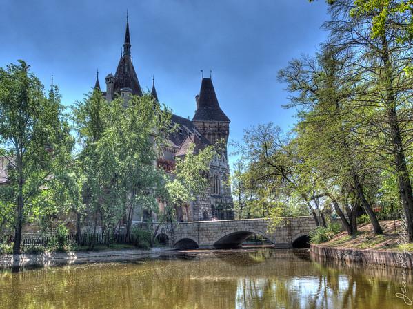 City Park castle