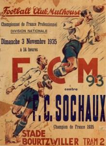 FCM contre F.C. Sochaux