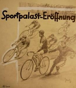 Sportpalast Eröffnung - Front