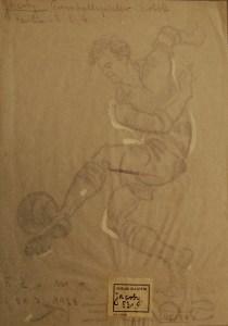 Johannes Sobek, Hertha BSC - Back