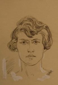 Lina Radke-Batschauer - Front