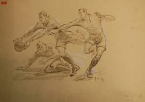 Handball - Front