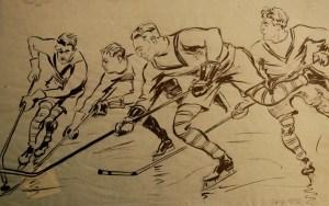 Eishockey - Front
