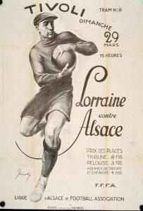 Lorraine contre Alsace