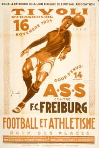 A. S. S. contre F. C. Freiburg