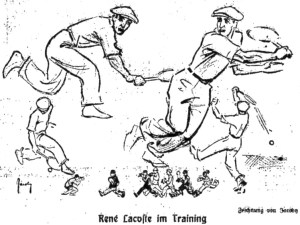René Lacoste im Training - Part1