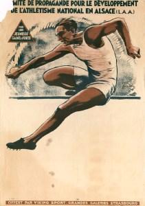 Comité de propagande pour le développement de l'athlétisme national en Alsace (L.A.A.)