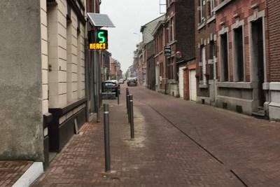 radar rue petite voie