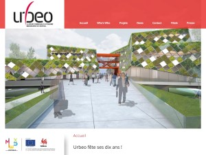home page urbeo