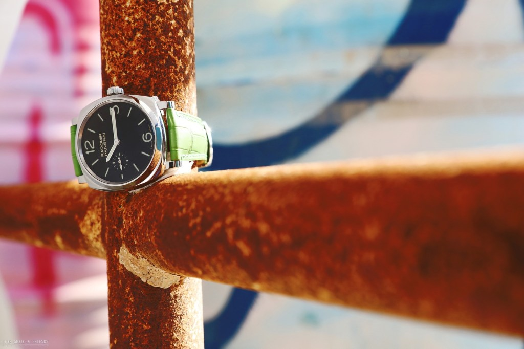 Panerai for Saneou Al Hadath Luxury Issue By Jean Ghalo
