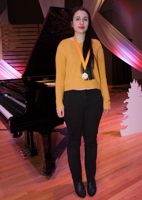 Anika Zak - Intermediate Harmony