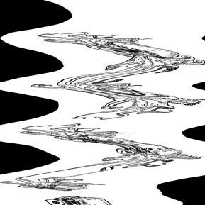 Géométrie de l'eau 24, 2001