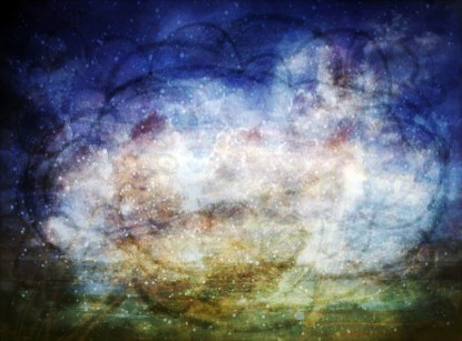 Saturation domestique (nuage 01), 2011