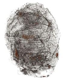2018-Matière-grise (détail 4), 137 x 160 cm, dessin sur calque