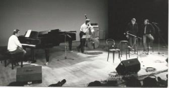 Chet Baker, Michel Grailler, Nicolas Stilo, Boulogne Mai 1987