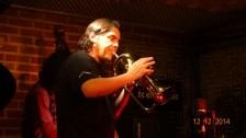 Le Bugle.. étrange instrument :-)