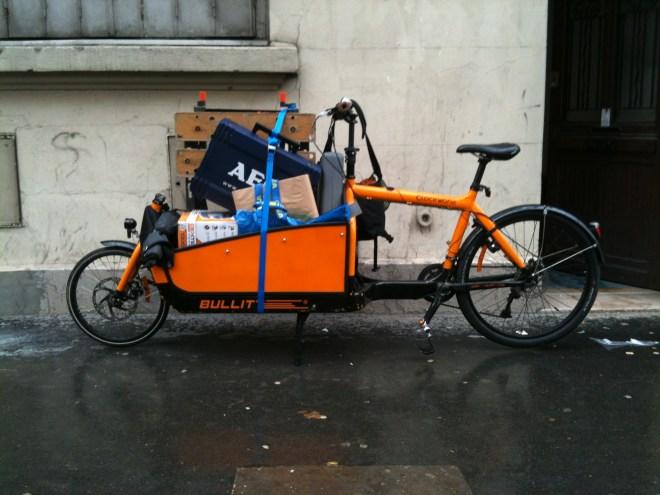 vélo bricoleur