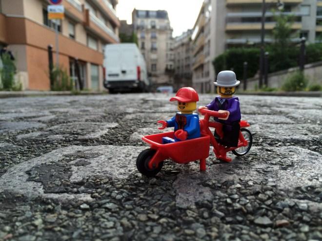 biporteur Lego 1