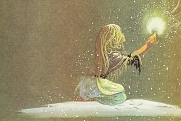 La petite fille aux allumettes