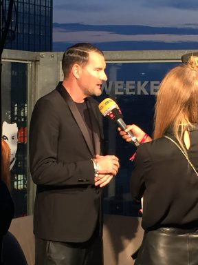 RTL-Interview mit Michael Michalsky
