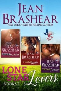 Lone Star Lovers Boxed set Texas Heroes Jean Brashear