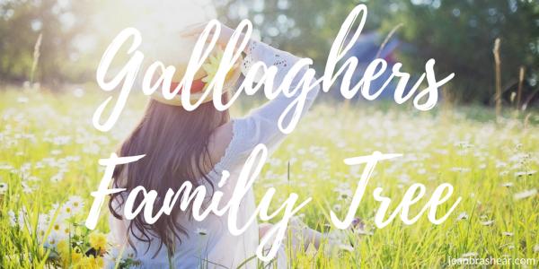 family tree Gallaghers Morning Star Jean Brashear
