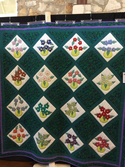 Thank you, My Unknown Quilter Friend by Jean Brashear