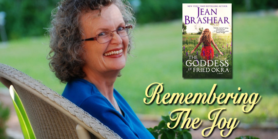REMEMBERING THE JOY by Jean Brashear